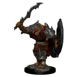Icons of the Realms Premium Figures: Dragonborn Male Fighter