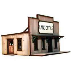 28mm Dead Mans Hand Land Office