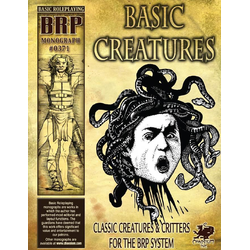 Basic Roleplaying: Basic Monsters