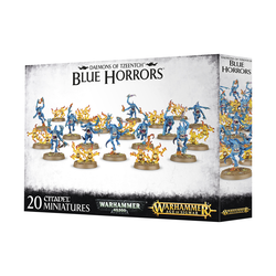 Disciples of Tzeentch Blue Horrors
