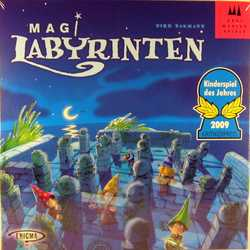Magi-Labyrinten/Magic Labyrinth (Sv. Regler)