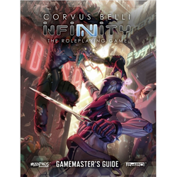 Infinity RPG: Gamemaster's Guide