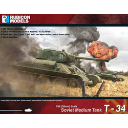 Rubicon: Soviet T-34/76  - early & mid war