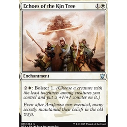 Magic löskort: Dragons of Tarkir: Echoes of the Kin Tree