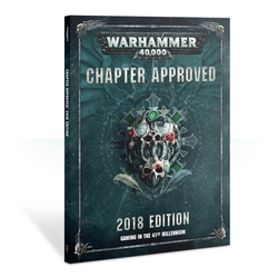 Warhammer 40K: Chapter Approved 2018