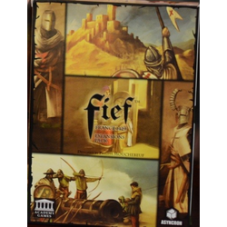 Fief: France 1429 -  Expansions Pack