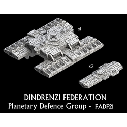 Dindrenzi Federation Planetary Defence Group