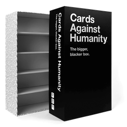 Cards Against Humanity: The Bigger Blacker Box