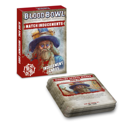 Blood Bowl: Inducement Cards