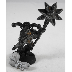 Chaos Space Marines: Icon Bearer (Metall)