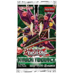 Yu-Gi-Oh! TCG: Invasion: Vengeance Booster Pack
