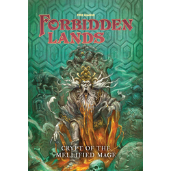 Forbidden Lands: Crypt of the Mellified Mage