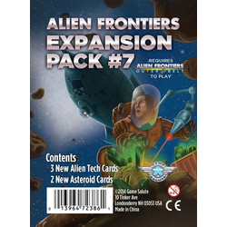 Alien Frontiers: Expansion Pack 7