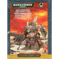 Chaos Daemons Prince of Nurgle (finecast)