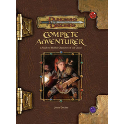 D&D 3.5: Complete Adventurer