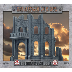Battlefield in a Box: Hall of Heroes - Grand Vestibule