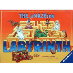 The aMAZEing Labyrinth (sv. regler)