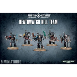 Space Marine Deathwatch Kill Team