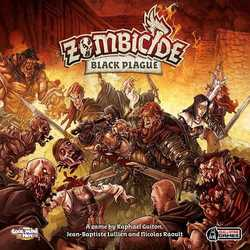 Zombicide: Black Plague - Core Set