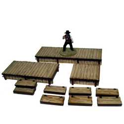 28mm Dead Mans Hand Boardwalks
