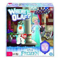 Frozen Where's Olaf? (Eng. regler)
