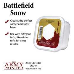 AP Battlefields - Basing: Snow