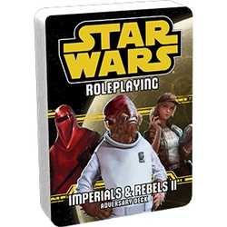 Star Wars: Age of Rebellion / Edge of the Empire: Imperials and Rebels II