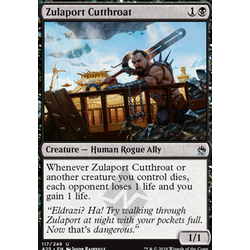 Magic löskort: Masters 25: Zulaport Cutthroat