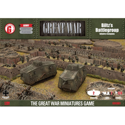 German Army Box Biltz's Battlegroup