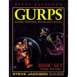 GURPS 3rd ed: Basic Set (softback)