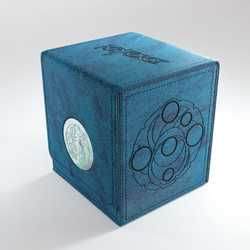 GameGenic Keyforge Vault Blue