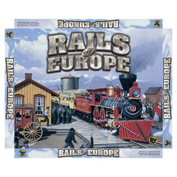 Railways of the World: Railways of Europe (2017 Edition)