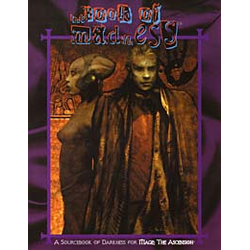 Mage, The Ascension: The Book of Madness (Revised)