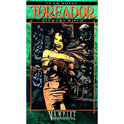 Vampire: The Masquerade: Clan Novel: Toreador (Begagnad) )