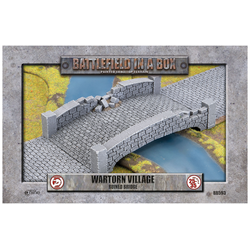 Battlefield in a Box: Wartorn Village - Ruined Bridge