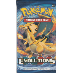 Pokemon TCG: XY12 Evolutions Booster
