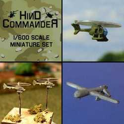 Hind Commander: US Recon pack 1