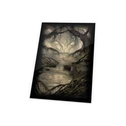 "Card Sleeves Standard ""Lands ed - Swamp"" 66x91mm (80) (Ultimate Guard)"