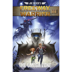 Joe Devers Freeway Warrior: The Omega Zone (eng)