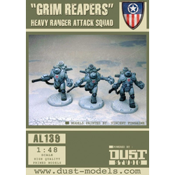 Allies Heavy Rangers Attack Squad (Grim Reapers)