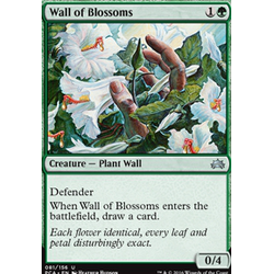 Magic löskort: Planechase Anthology: Wall of Blossoms