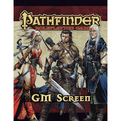 Pathfinder RPG: GM Screen (1st ed)