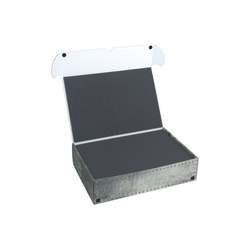 Safe & Sound XL BOX with 72 mm raster foam tray