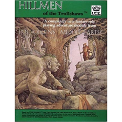 Middle-Earth Role Playing: Hillmen of the Trollshaws (1984)