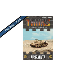 TANKS: Italian Semovente Tank Expansion