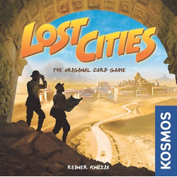 Lost Cities: the Card Game (eng. regler)