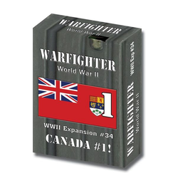 Warfighter WWII: Expansion 34 - Canada 1