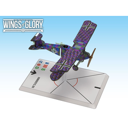 Wings of Glory: WW1 Hannover CL.IIIA (Baur/von Hengl)