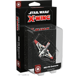 Star Wars X-Wing: ARC-170 Starfighter (2nd ed)