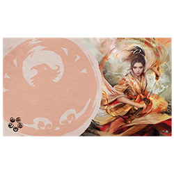 Legend of the Five Rings: Playmat The Soul of Shiba